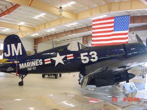 airplane detailingCorsair F-4U