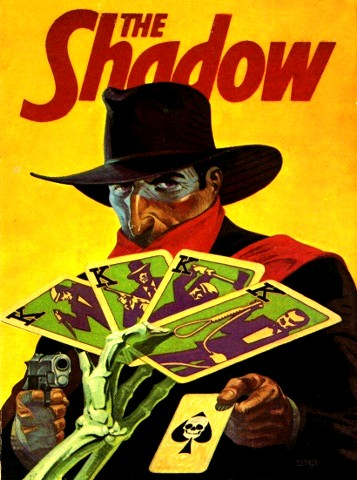 The Shadow - Sam Raimi